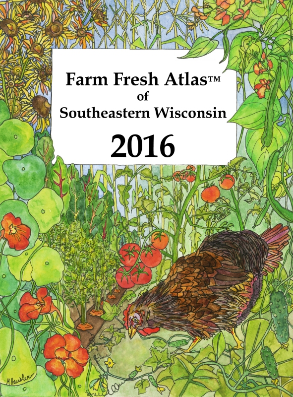 Farm Fresh Atlas of SE Wisconsin 2016