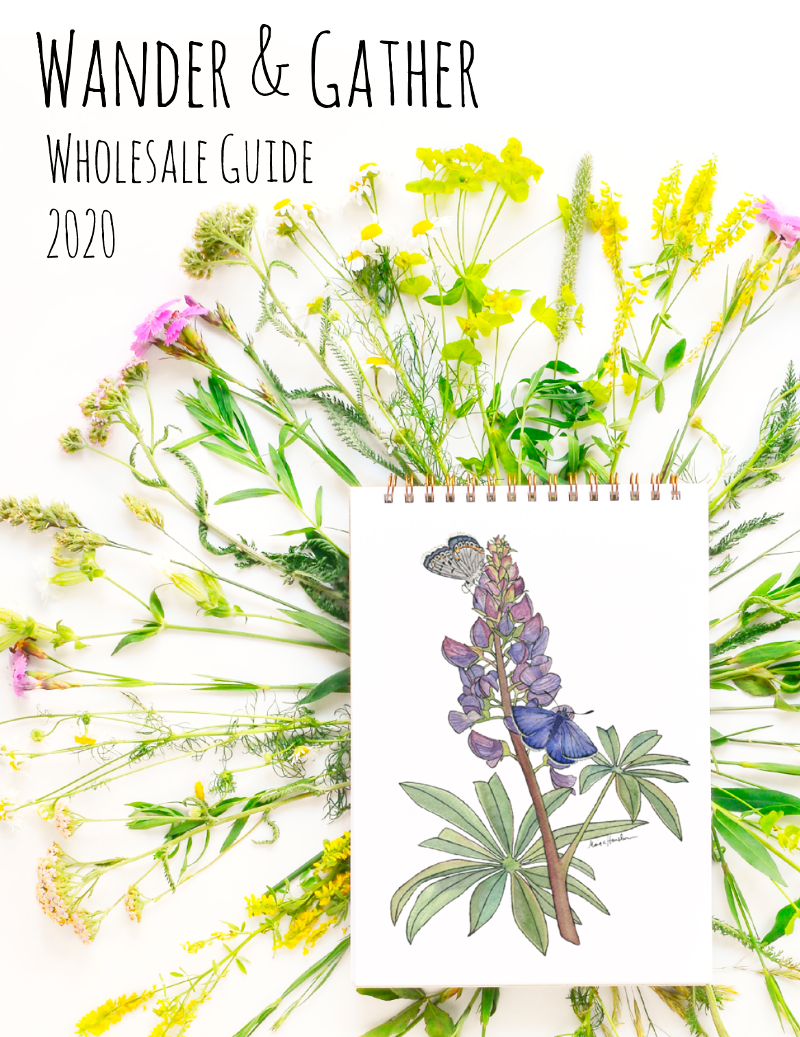 Wander and Gather Wholesale Guide